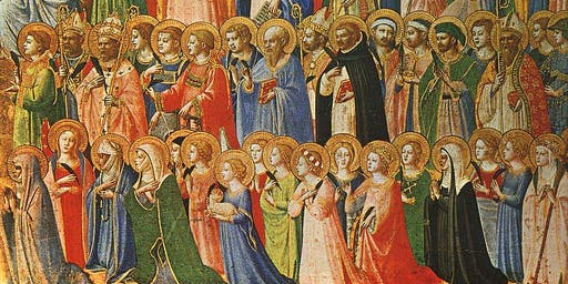 Remember those who have died during All Saints Day Mass