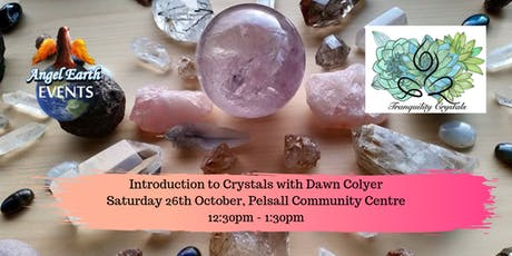 Introduction to Crystals with Dawn Colyer tickets