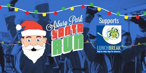 Asbury Park Santa Run 2019