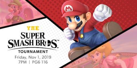 Super Smash Bros Ultimate Tournament - Fall 2019 tickets