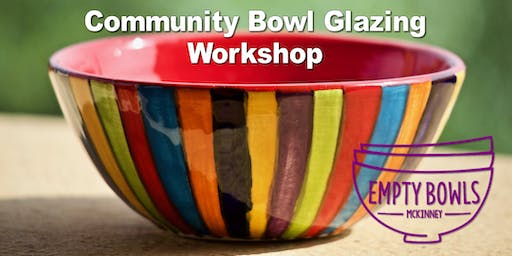Bowl Glazing Workshop - Jan 13