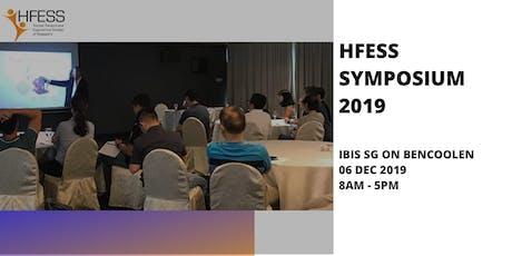 HFESS Symposium 2019 tickets