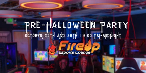 FireUp Pre-Halloween Party