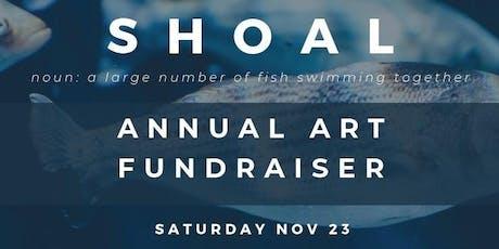 SHOAL - Annual Art Fundraiser tickets