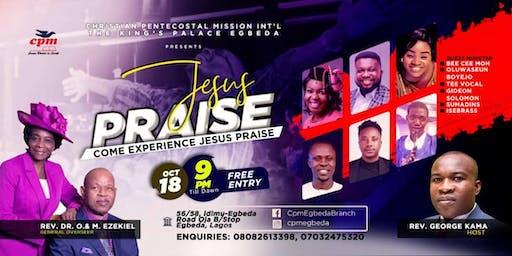 JP (Jesus Praise) Concert '19