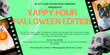 YAPPY HOUR: HALLOWEEN EDITION tickets