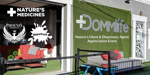 Nature's Client & Dispensary Agent Appreciation Party