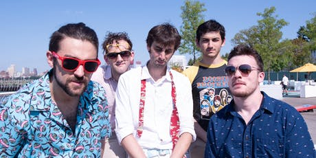 Yacht Rock Night w.Bad Business, Harbor Lights, DJ Kriz Baronia tickets