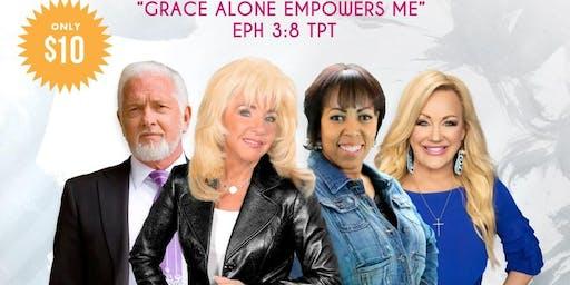 The Grace Rewards Tour - Jan 24th, 6:30p & Jan 25th, 10a-2:30p, 2020