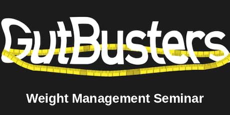 FREE Weight Management Seminar  tickets