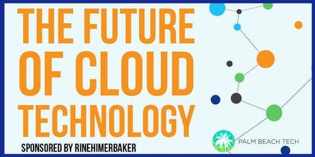 The Future of Cloud Technology tickets