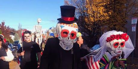 Dia de los Muertos Parade and Festival tickets