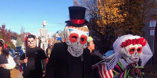 Dia de los Muertos Parade and Festival
