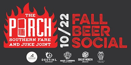 Autumn Beer Social with Night Shift Brewing tickets