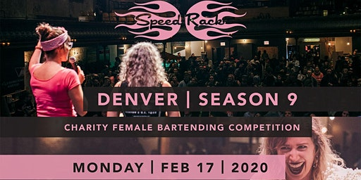 Speed Rack Charity Female Bartending Competition