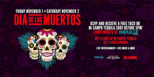 DÍA DE LOS MUERTOS with Mi CAMPO Tequila