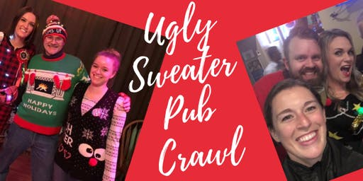 Ugly Sweater Pub Crawl