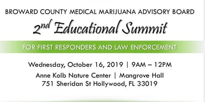 Summit for Law Enforcement and First Responders: Medical Marijuana