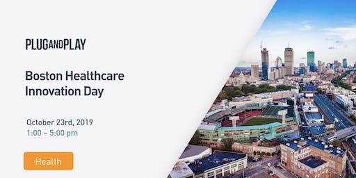 Plug and Play Health | Boston Innovation Day