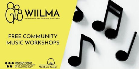 FREE WEEKLY SINGING CLASSES www.wiilma.org/workshops to secure your place tickets