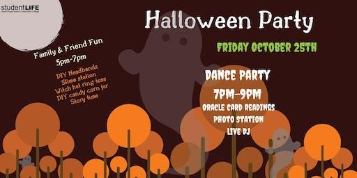 SPSCC Halloween Party!