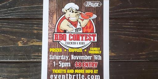 J. Riley BBQ Contest