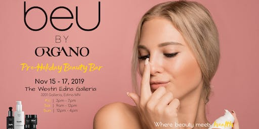 BeU Beauty Bar Pop-Up Minneapolis