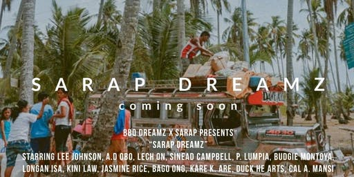 Sarap London x BBQ Dreamz presents SarapDreamz 'UNA'