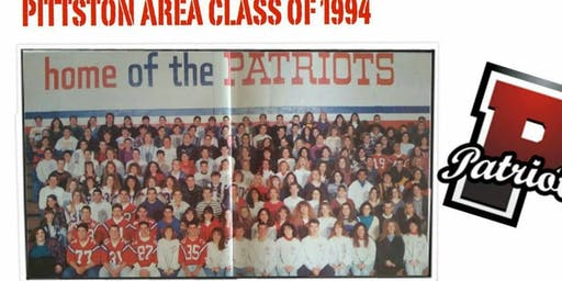 Pittston Area Class of 94 Reunion
