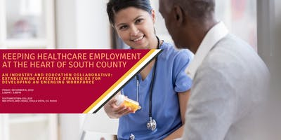 Keeping Healthcare Employment at the Heart of South County