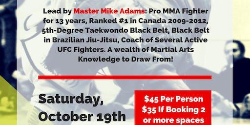 Jiu-Jitsu Grappling & MMA Seminar