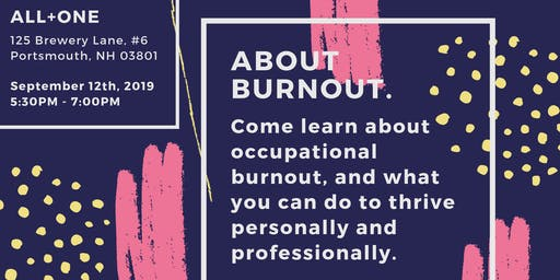 About Burnout