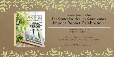 Impact Report Celebration
