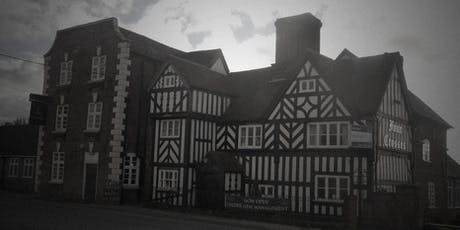 Four Crosses Inn Halloween Ghost Hunt, Cannock - with Haunted Houses Events tickets