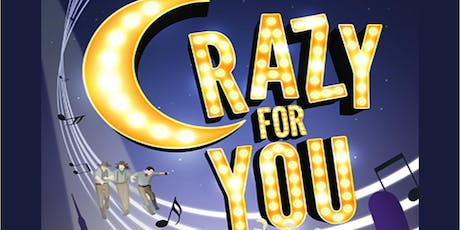 Crazy For You Dinner Show Friday, December 20th tickets