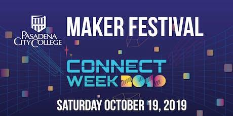 Pasadena City College Maker Festival tickets