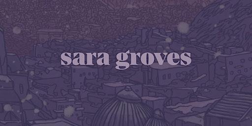 Sara Groves Christmas Concert