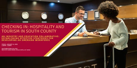 Checking In: Hospitality and Tourism in South County tickets