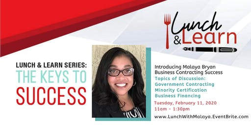 Business Contracting with Malaya Bryan Lunch & Learn