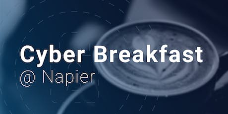 Cyber Breakfast @ Napier tickets