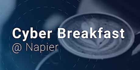 Cyber Breakfast @ Napier tickets