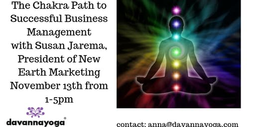 Business Success through the Chakras