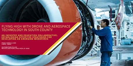 Flying High with Drone and Aerospace Technology in South County tickets