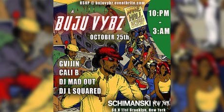 Buju Vybz tickets