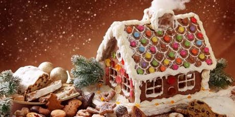 Gingerbread house decorate and take! tickets