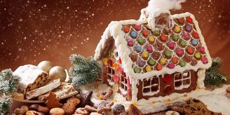 Gingerbread house decorate and take!