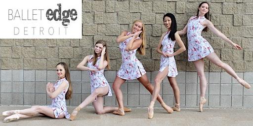 Ballet Edge Detroit presents... JINGLE!