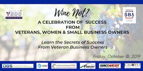 VBOC Small Business & DVBE Success Summit tickets