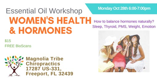 Women's Health & Hormones Workshop