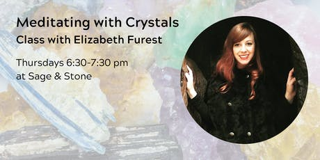 Meditation with Crystals tickets